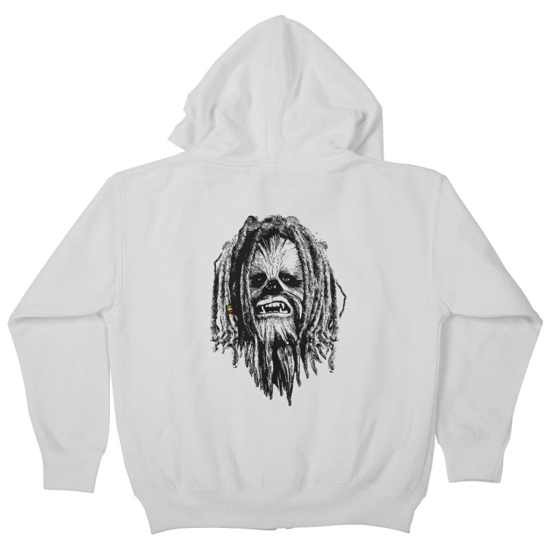 I don´t care about the empire Kids Zip-Up Hoody by ouno