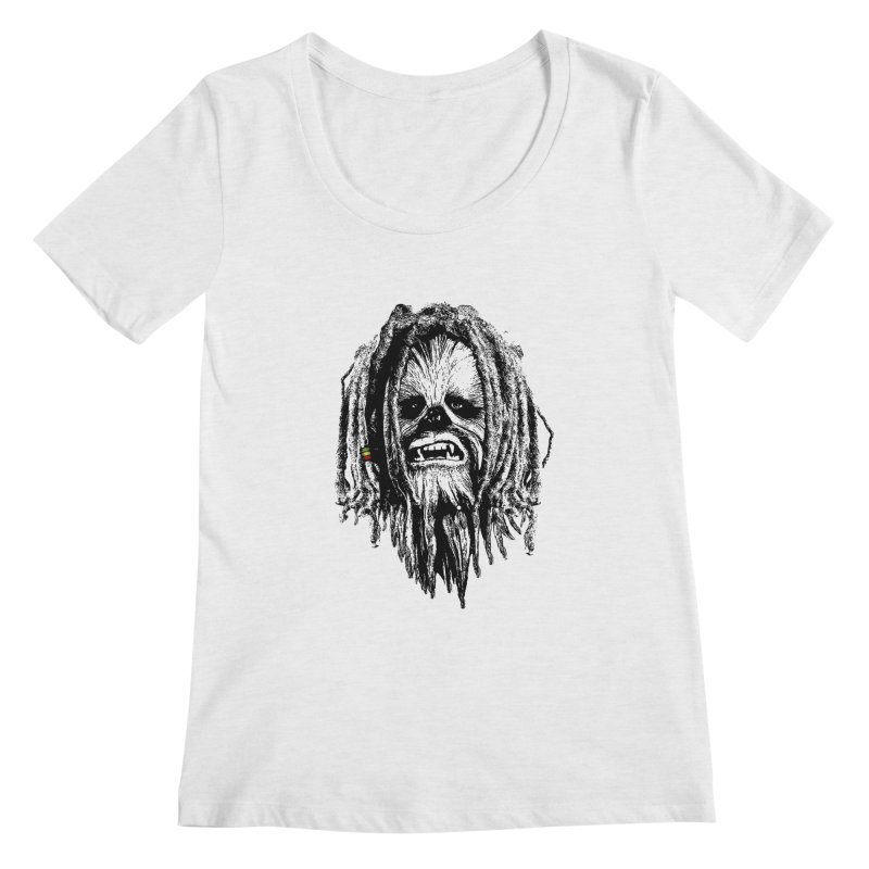 I don´t care about the empire Women's Scoopneck by ouno