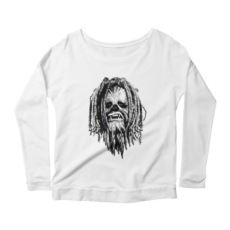 I don´t care about the empire Women's Longsleeve Scoopneck  by ouno