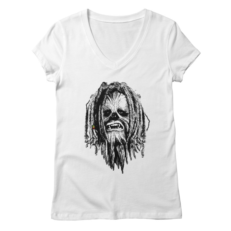 I don´t care about the empire Women's V-Neck by ouno