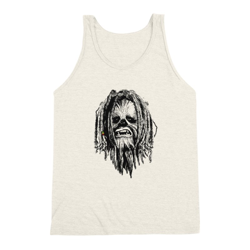 I don´t care about the empire Men's Triblend Tank by ouno