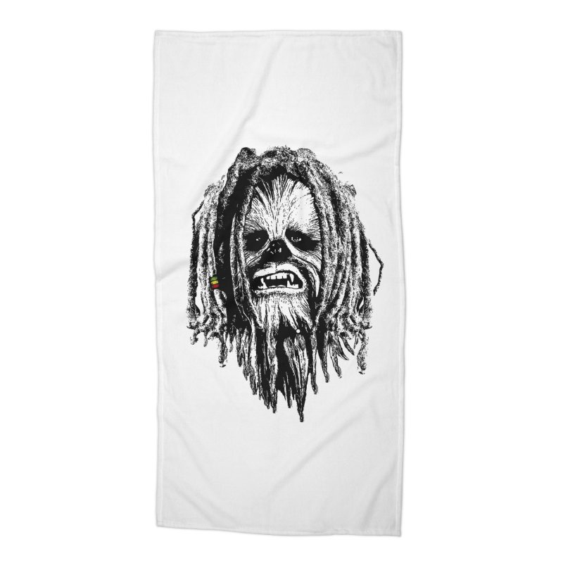 I don´t care about the empire Accessories Beach Towel by ouno