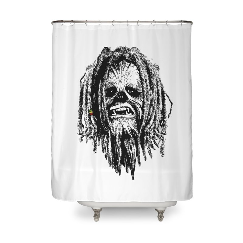 I don´t care about the empire Home Shower Curtain by ouno