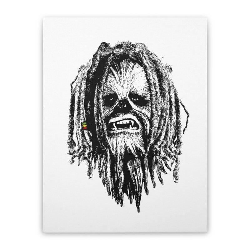I don´t care about the empire Home Stretched Canvas by ouno