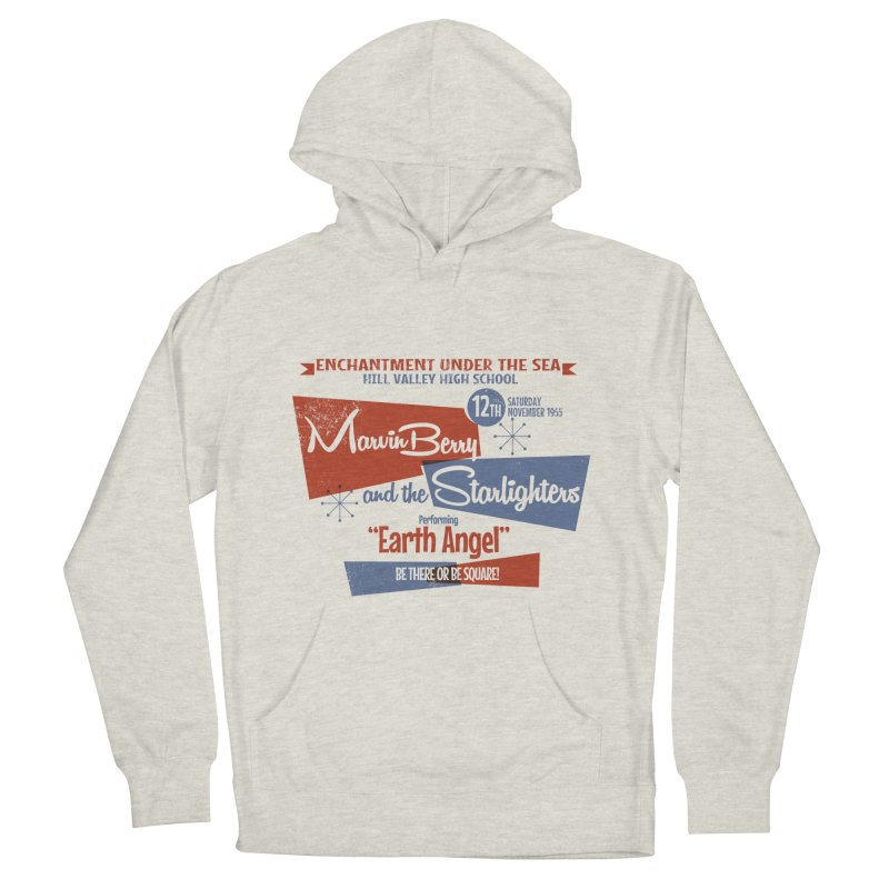 Marvin Berry & the Starlighters Women's Pullover Hoody by ouno