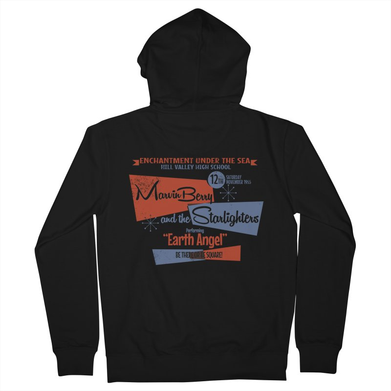 Marvin Berry & the Starlighters Women's Zip-Up Hoody by ouno