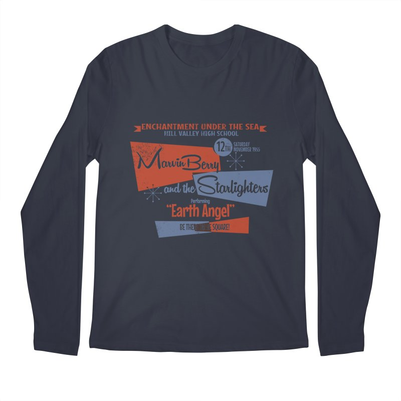Marvin Berry & the Starlighters Men's Longsleeve T-Shirt by ouno