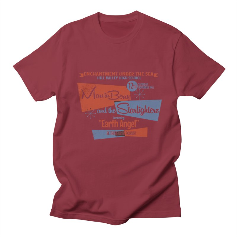 Marvin Berry & the Starlighters Men's T-shirt by ouno