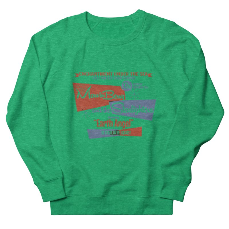 Marvin Berry & the Starlighters Men's Sweatshirt by ouno