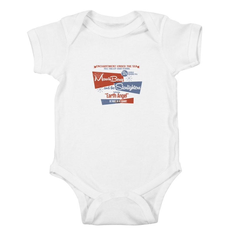 Marvin Berry & the Starlighters Kids Baby Bodysuit by ouno