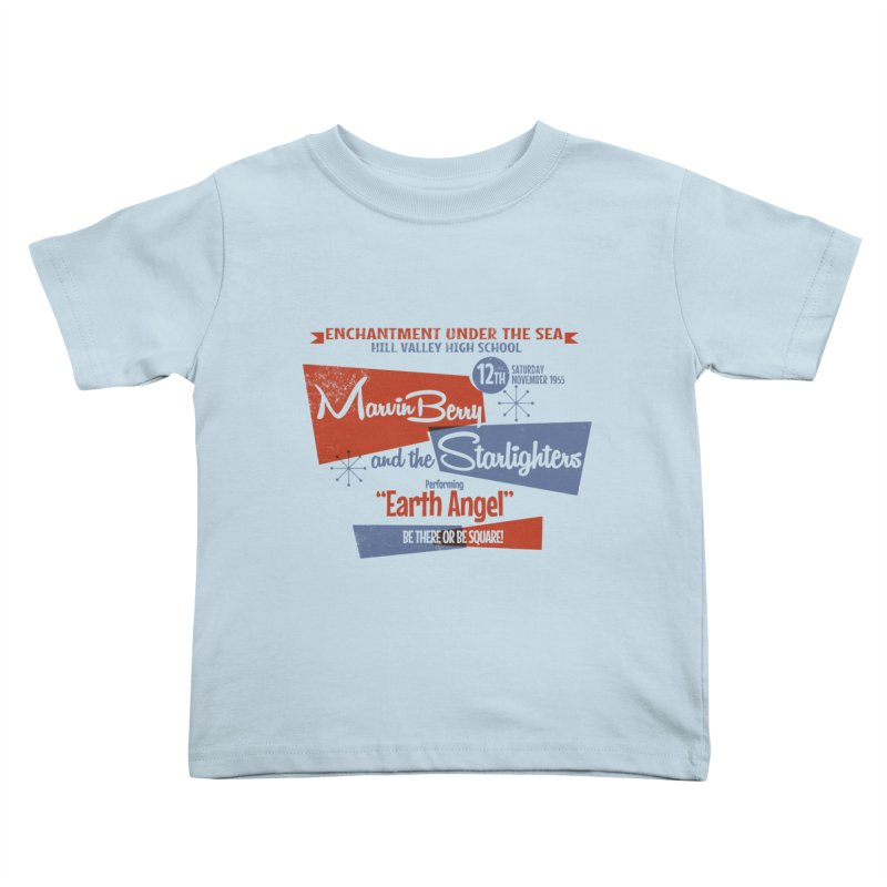 Marvin Berry & the Starlighters Kids Toddler T-Shirt by ouno