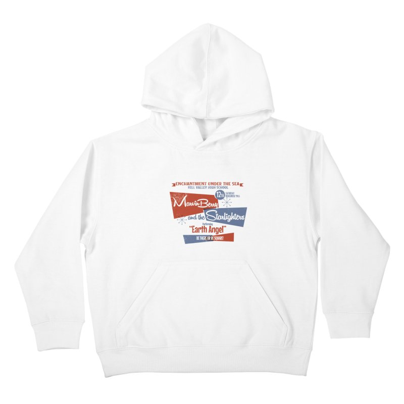 Marvin Berry & the Starlighters Kids Pullover Hoody by ouno
