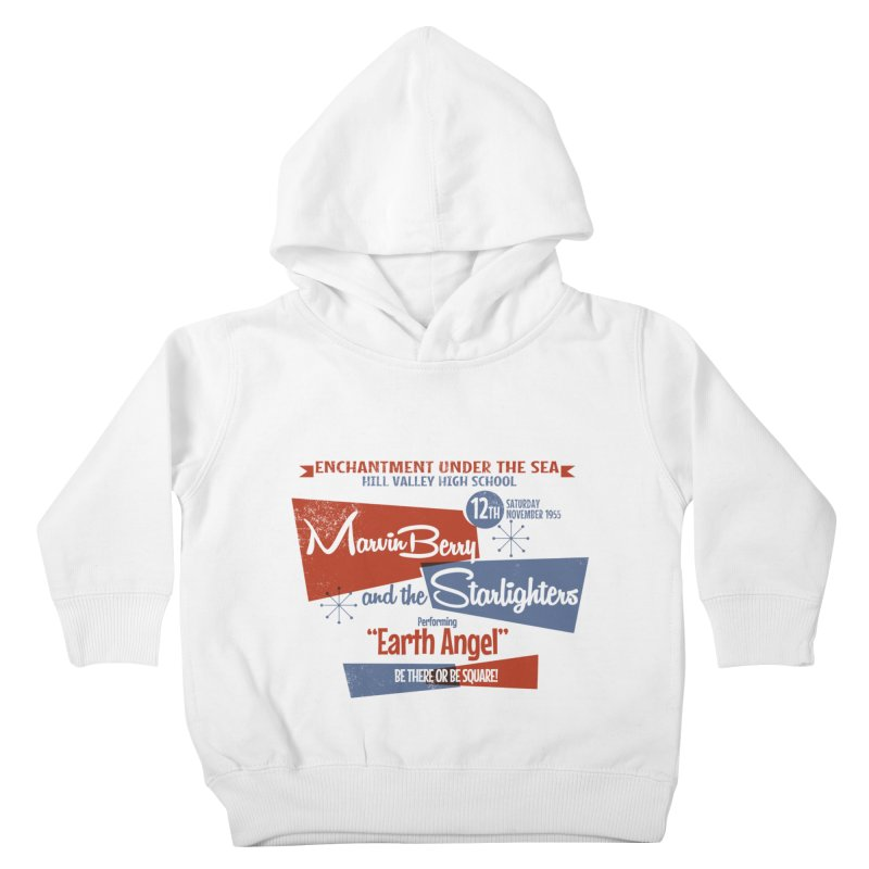 Marvin Berry & the Starlighters Kids Toddler Pullover Hoody by ouno
