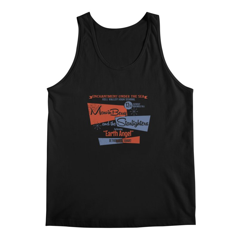 Marvin Berry & the Starlighters Men's Tank by ouno