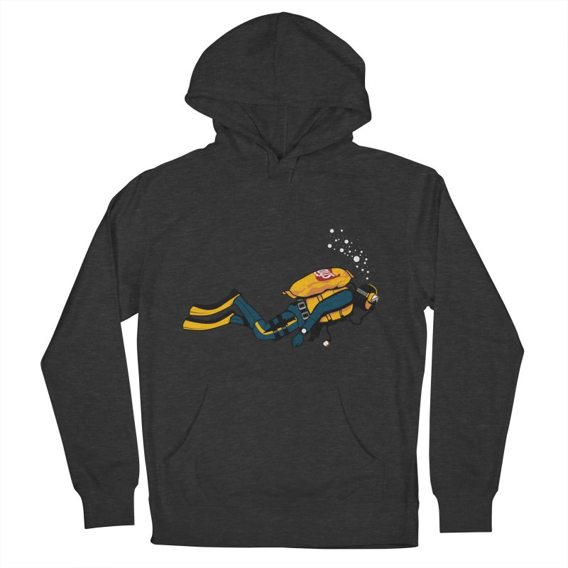 70% Air Men's Pullover Hoody by ouno