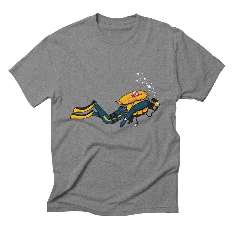 70% Air Men's Triblend T-shirt by ouno