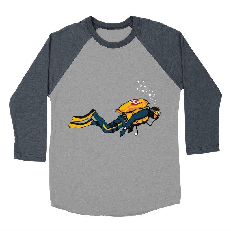70% Air Women's Baseball Triblend T-Shirt by ouno