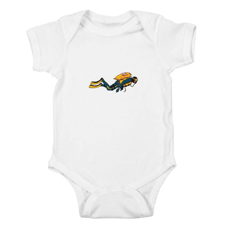 70% Air Kids Baby Bodysuit by ouno