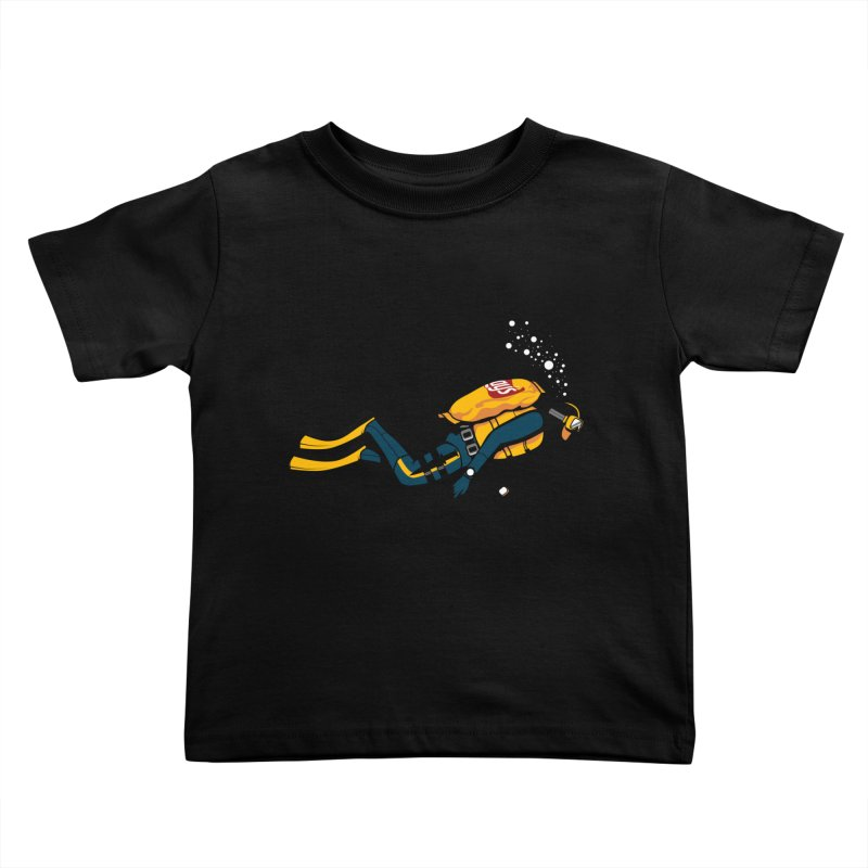 70% Air Kids Toddler T-Shirt by ouno