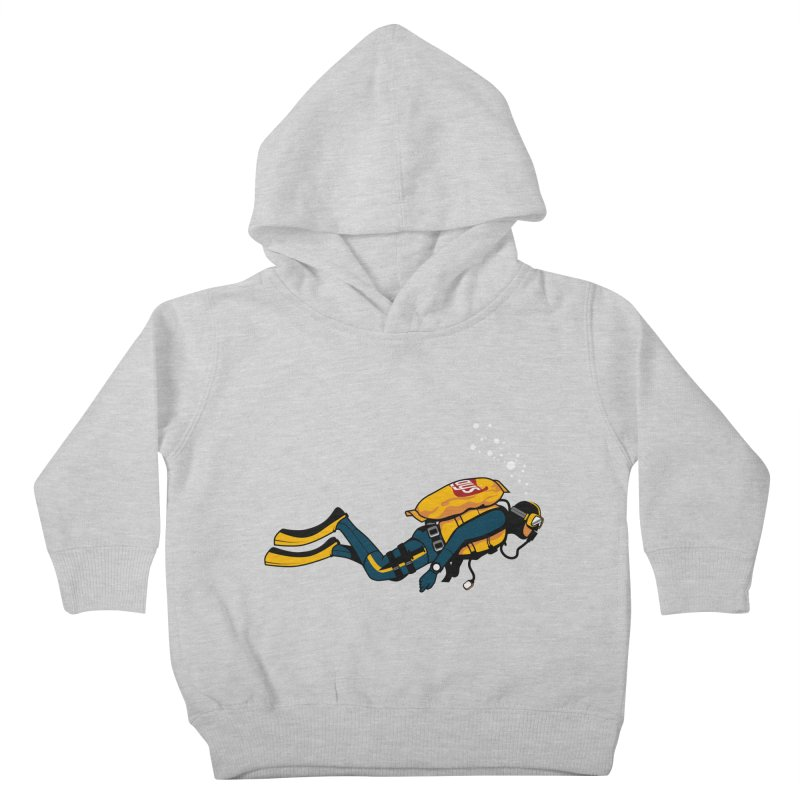 70% Air Kids Toddler Pullover Hoody by ouno