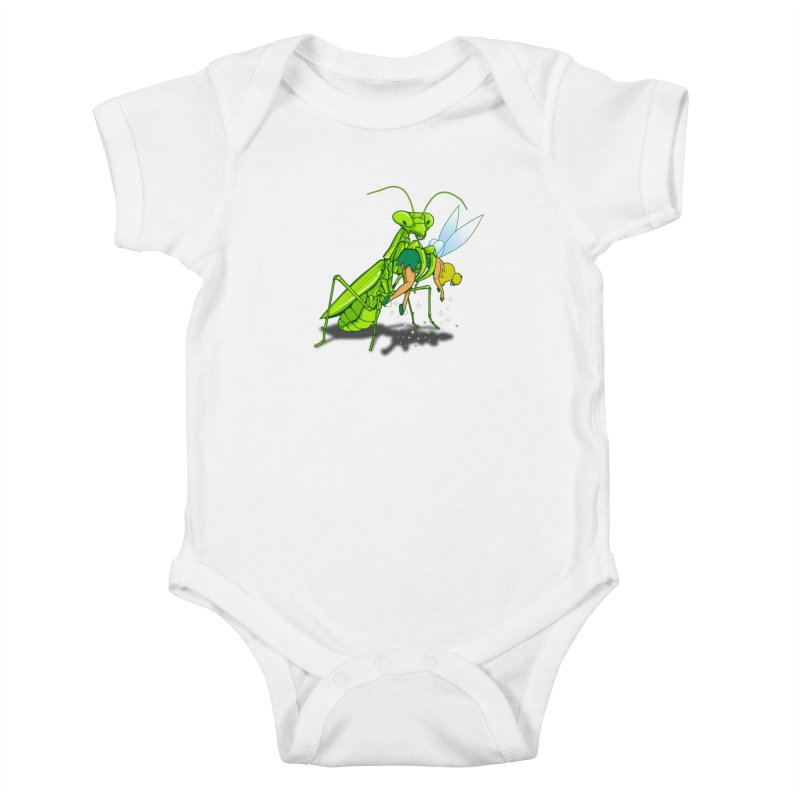 Just Food Kids Baby Bodysuit by ouno
