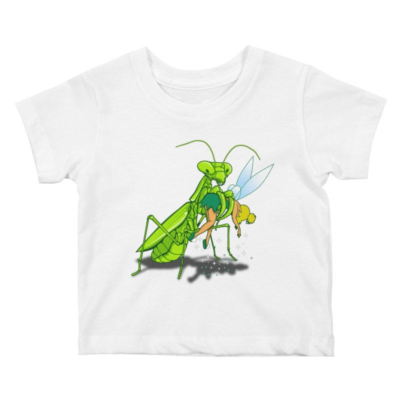 Just Food Kids Baby T-Shirt by ouno