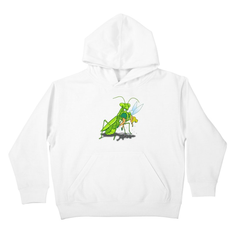 Just Food Kids Pullover Hoody by ouno
