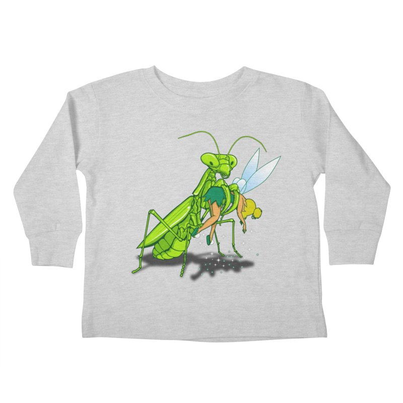 Just Food Kids Toddler Longsleeve T-Shirt by ouno