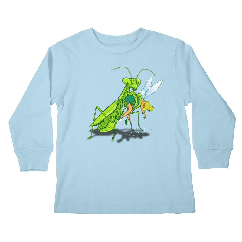 Just Food Kids Longsleeve T-Shirt by ouno