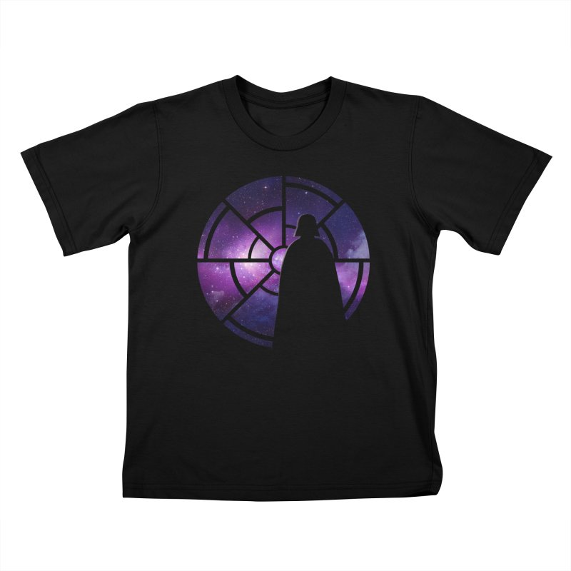 SLEEPLESS NIGHT Kids T-shirt by ouno