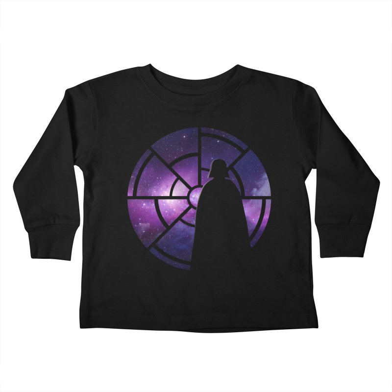 SLEEPLESS NIGHT Kids Toddler Longsleeve T-Shirt by ouno