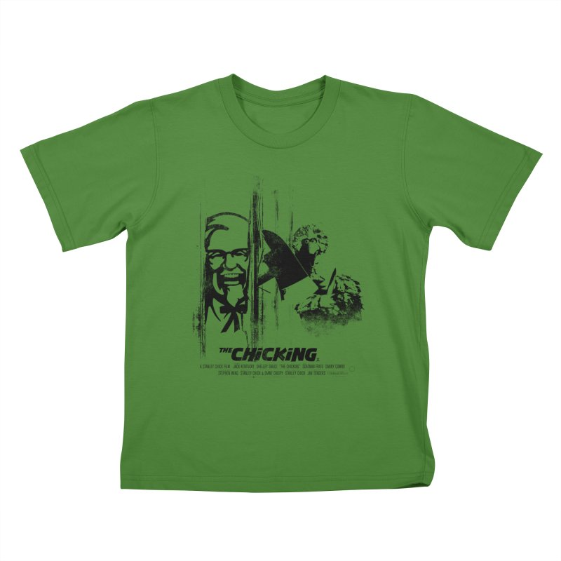 The Chicking Kids T-Shirt by ouno