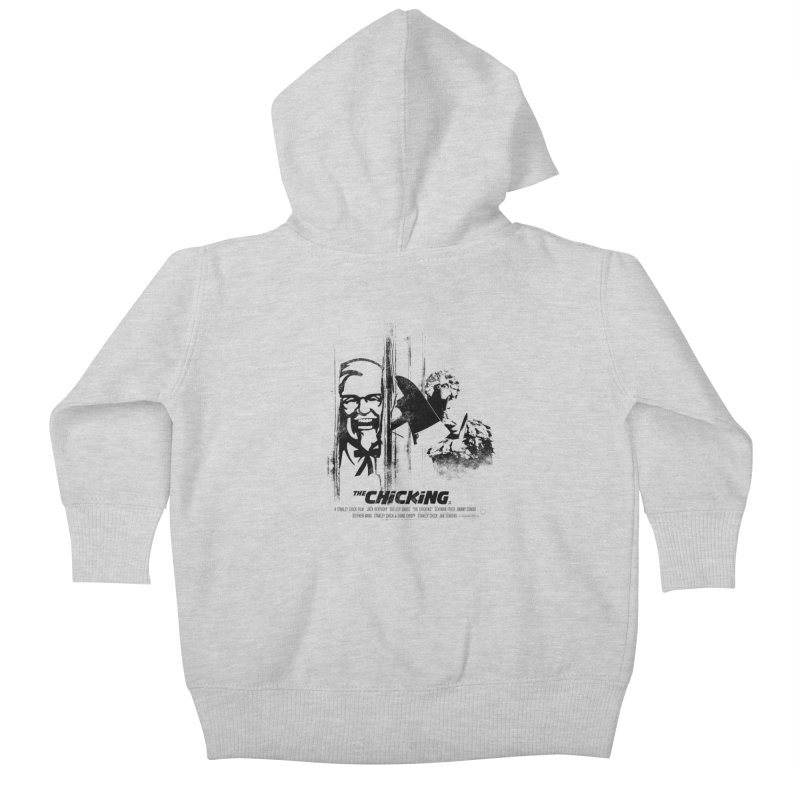 The Chicking Kids Baby Zip-Up Hoody by ouno