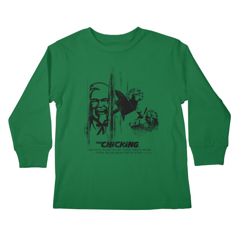 The Chicking Kids Longsleeve T-Shirt by ouno