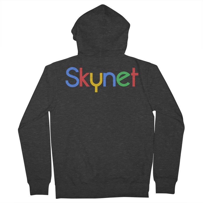 Skynet Men's Zip-Up Hoody by ouno