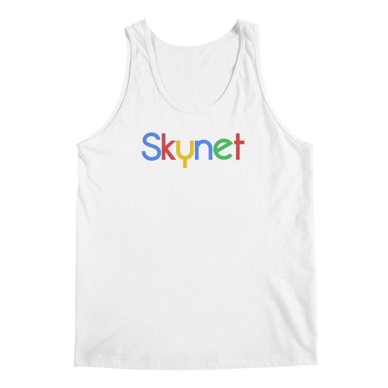 Skynet Men's Tank by ouno