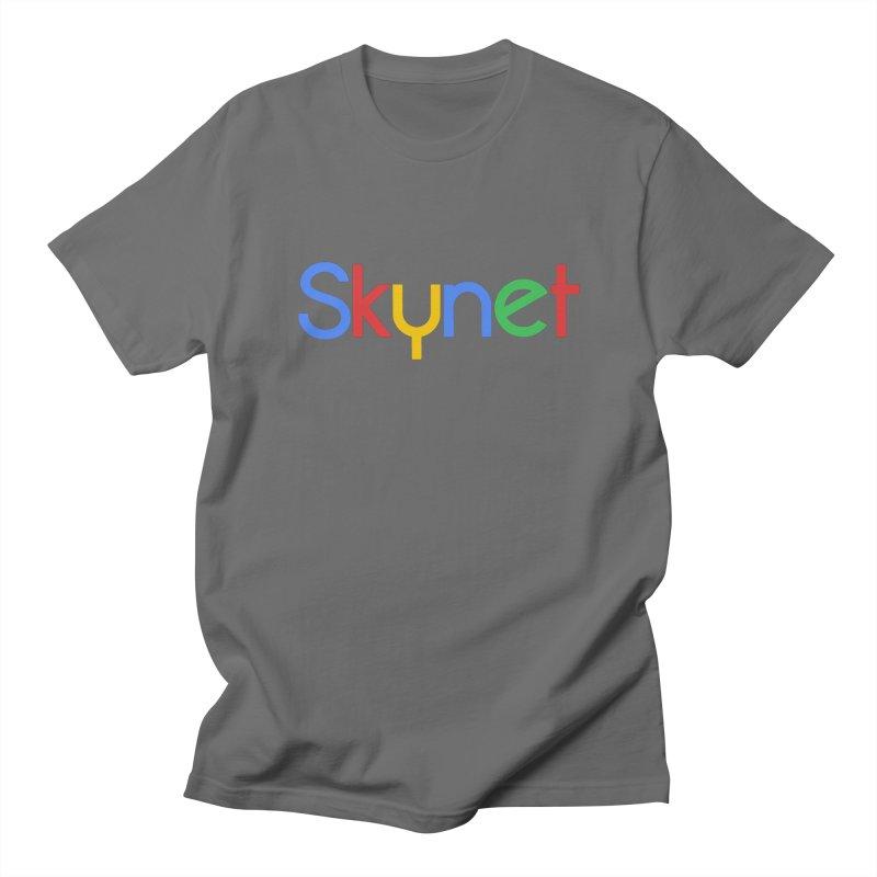 Skynet Men's T-Shirt by ouno
