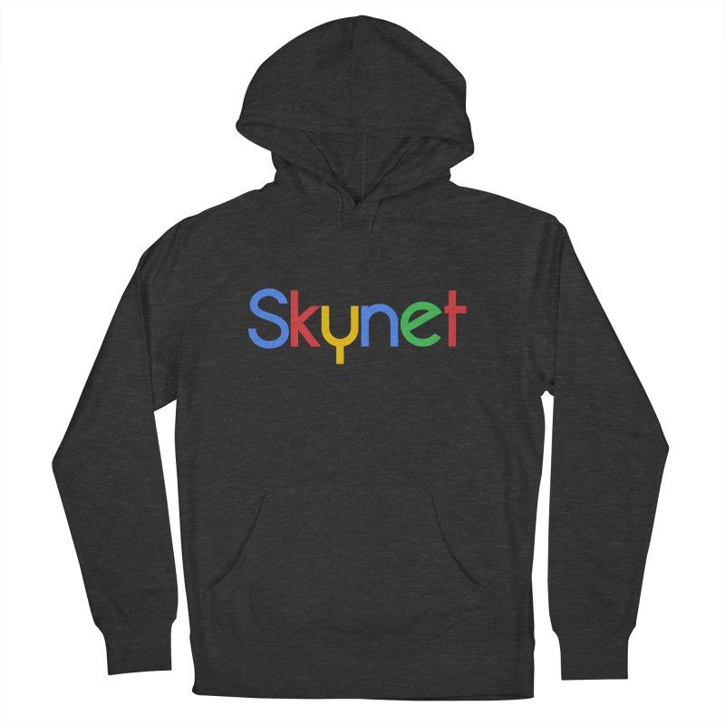 Skynet Men's Pullover Hoody by ouno