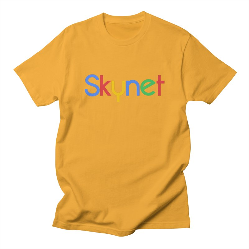 Skynet Women's Regular Unisex T-Shirt by ouno
