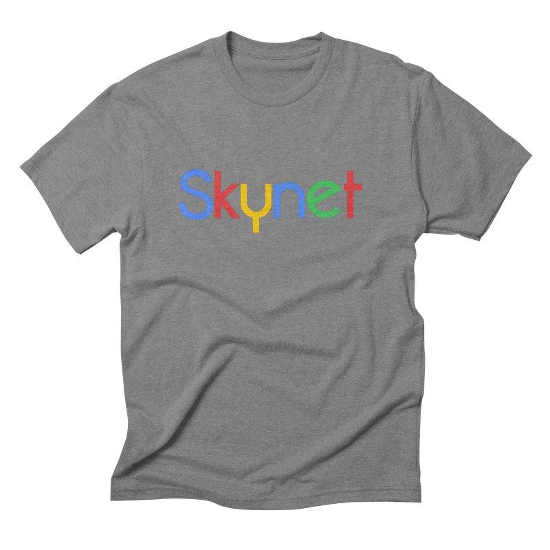 Skynet Men's Triblend T-Shirt by ouno