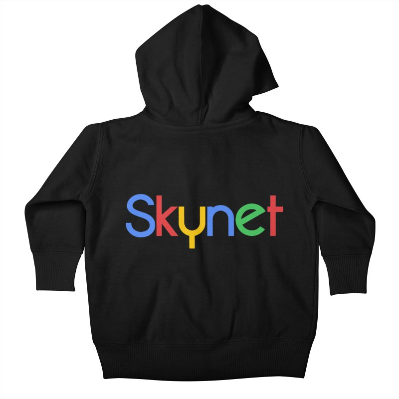 Skynet Kids Baby Zip-Up Hoody by ouno