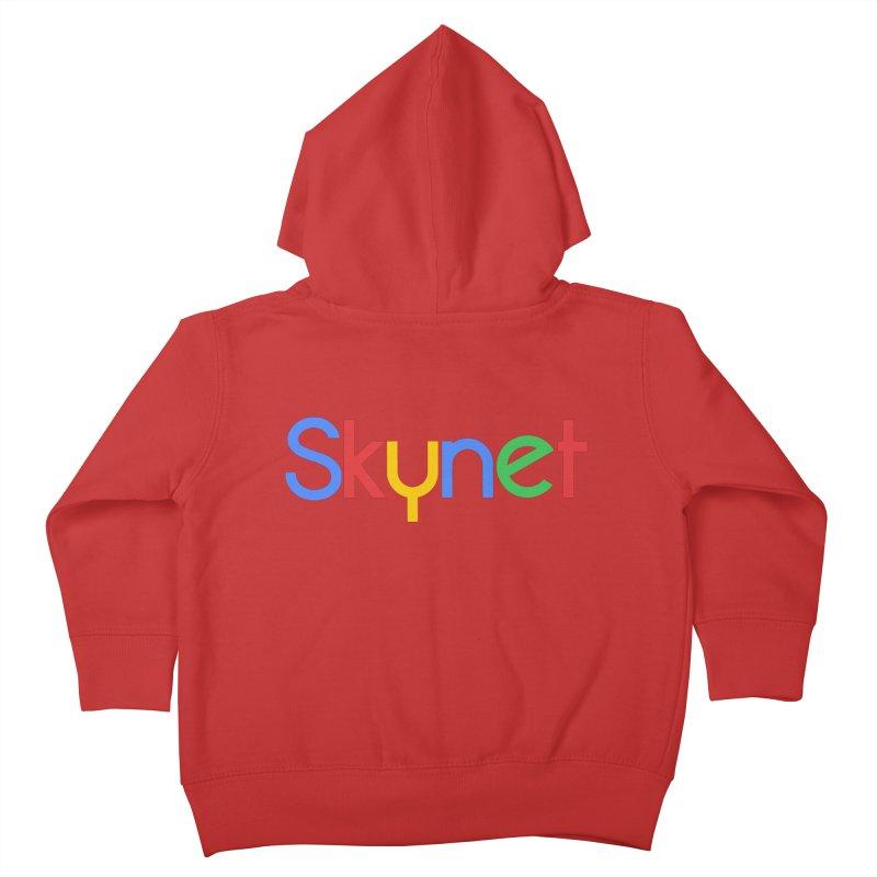 Skynet Kids Toddler Zip-Up Hoody by ouno