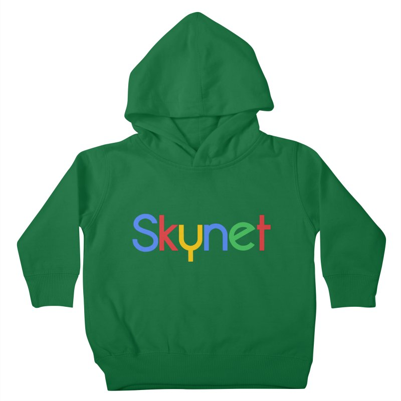 Skynet Kids Toddler Pullover Hoody by ouno