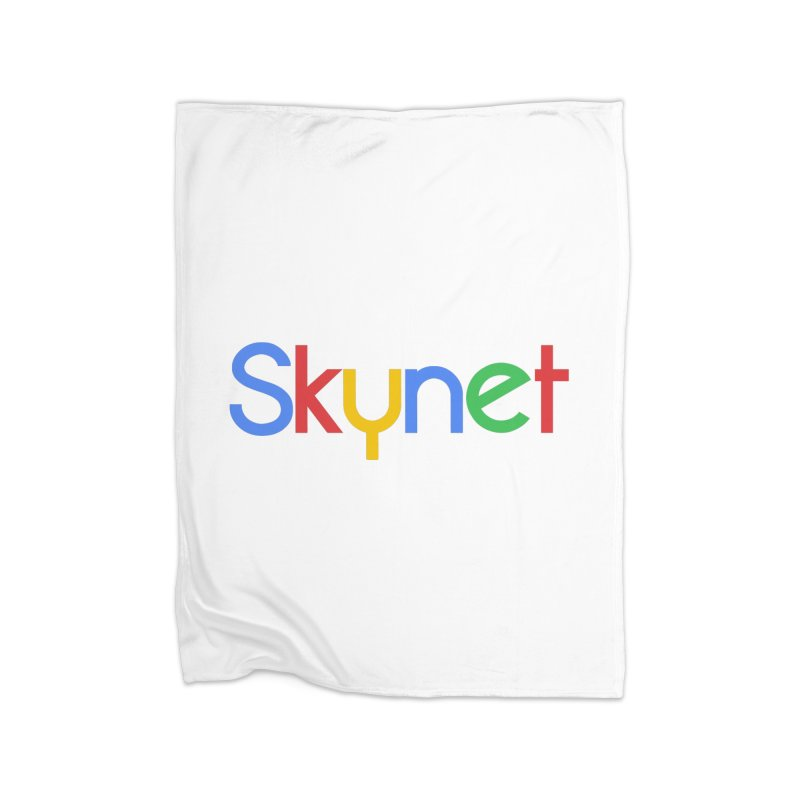 Skynet Home Blanket by ouno