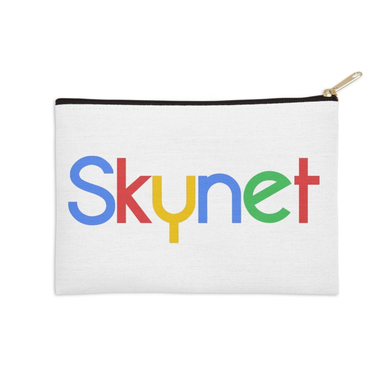 Skynet Accessories Zip Pouch by ouno