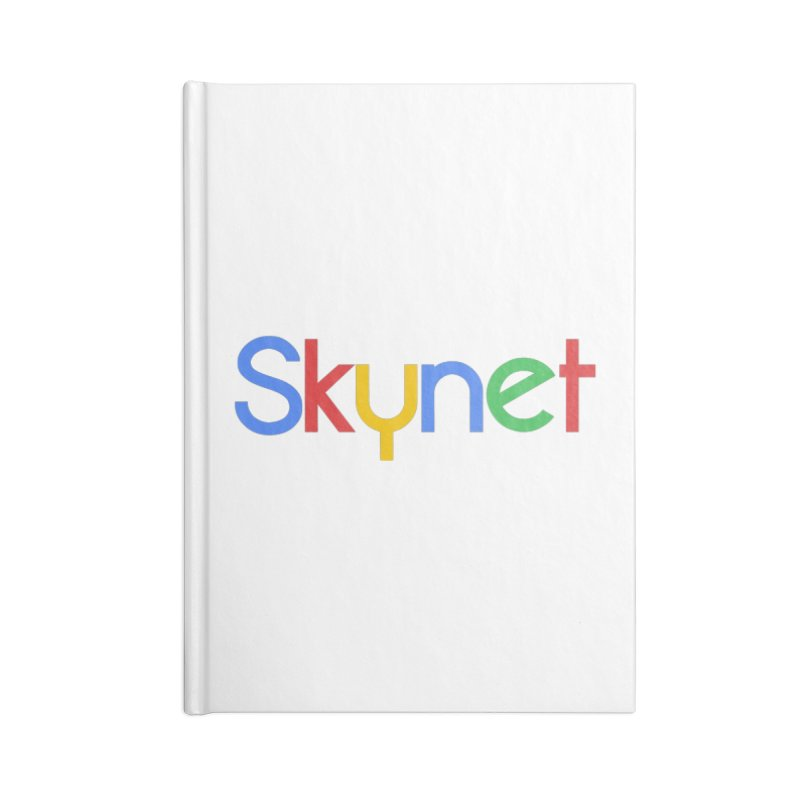 Skynet Accessories Notebook by ouno