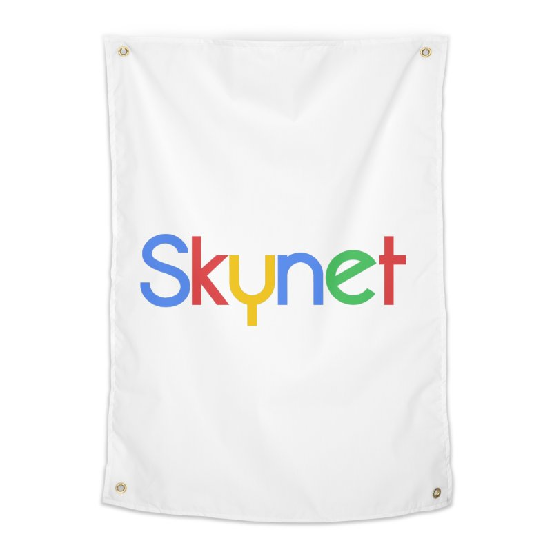 Skynet Home Tapestry by ouno