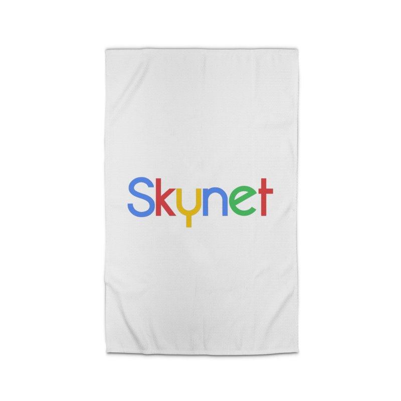 Skynet Home Rug by ouno