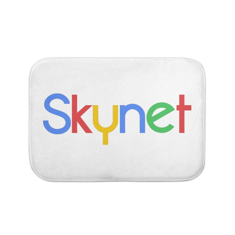 Skynet Home Bath Mat by ouno