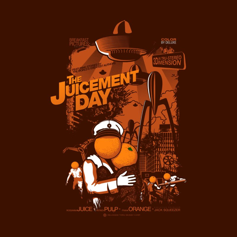 The Juicement Day   by ouno
